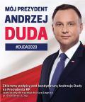 Zbieramy podpisy pod kandydaturą Andrzeja Dudy na Prezydenta RP